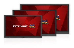 ViewSonic: Interaktive Displays mit innovativen Konferenz-Funktionen