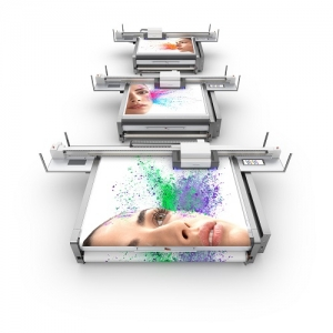 swissQprint has launched the Oryx LED flatbed printer