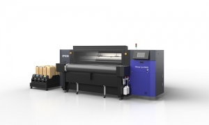 Epson: Industrieller Textildrucker Monna Lisa ML-8000