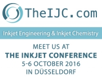 ESMA: The Inkjet Conference (TheIJC) - 5-6 October 2016 in Duesseldorf