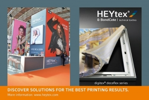 Heytex GIVE ME A SIGN: Setting signs with and for sign media